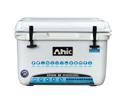 RH35 White Cooler Box