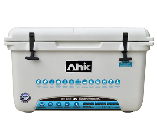 RH45 White Cooler Box